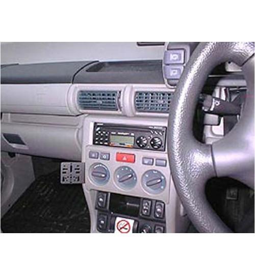 Dashmount 71529 Upper Console Mounting Bracket Land Rover Freelander up to 2003