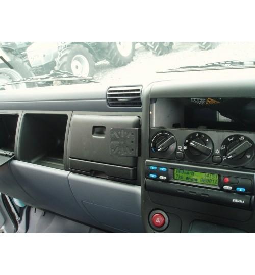 Dashmount 711025 Upper Console Mounting Bracket Mitsubishi Fuso Canter 2006 >