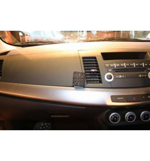 Dashmount 711195 Upper Console Mounting Bracket Mitsubishi Lancer 2008 >