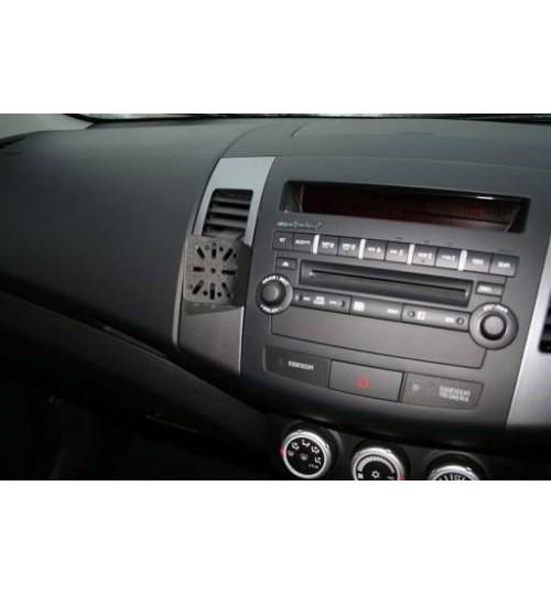 Dashmount 711119m Upper Console Mounting Bracket Mitsubishi Outlander 2007 - 2010