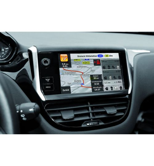 Navigation Integration Kit For Citroen - NIK-PSA01(GEN2)