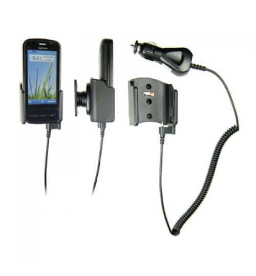512210 Active holder with cig-plug for the Nokia C6