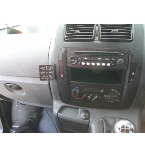 Dashmount 711123p Upper Console Mounting Bracket Peugeot Expert 2007 >
