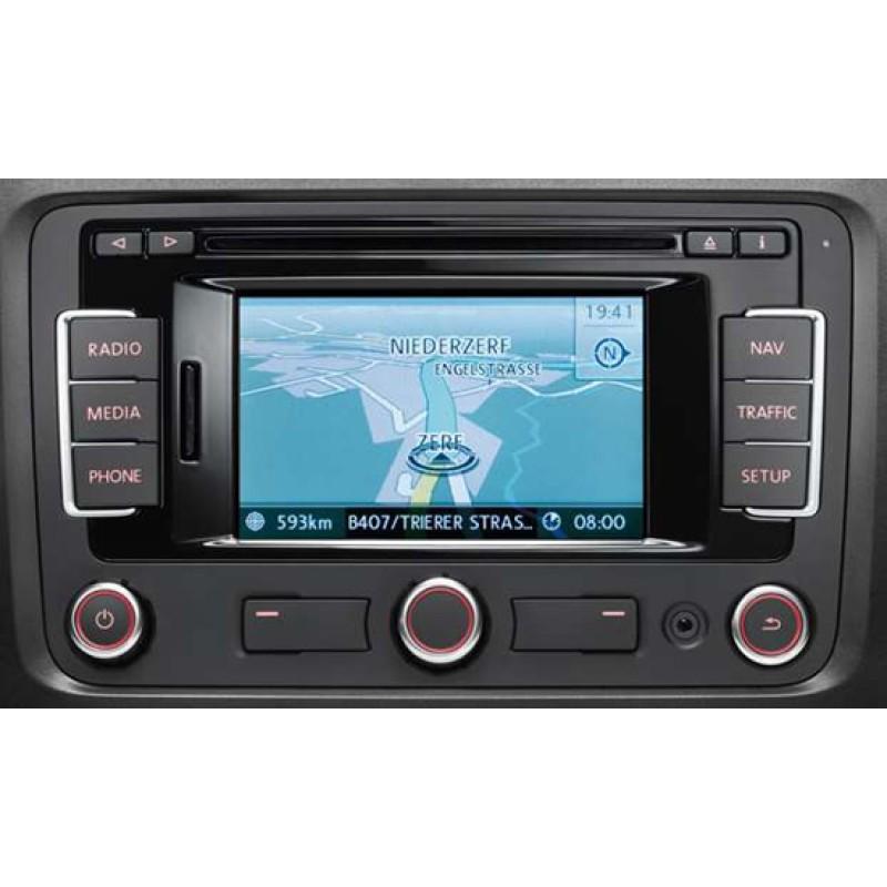 volkswagen rns 315 touchscreen navigation system bluetooth