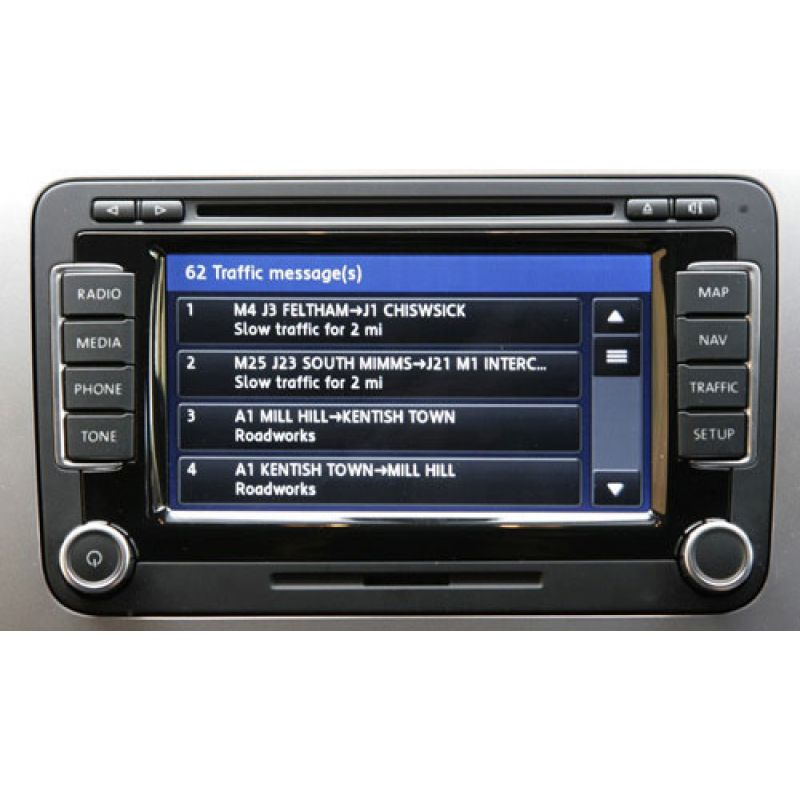 Aliexpress Com Buy Longate Rns510 Camera In Input: Volkswagen RNS-510 DAB Touchscreen Navigation System