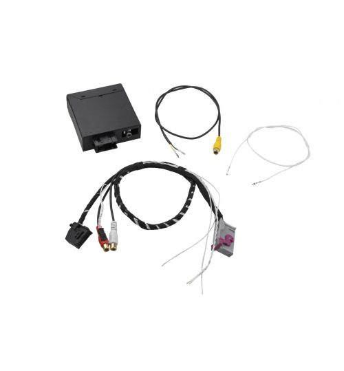 Universal Rear View Camera Interface for Audi - 36492-1