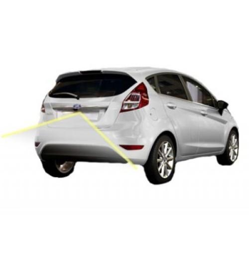 Ford Fiesta Reversing Rear View Camera Kit - SYNC 2.5