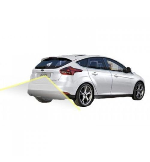 Ford Focus Reversing Rear View Camera Kit - SYNC 3