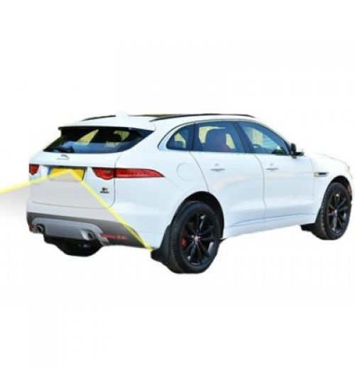 """Jaguar F-Pace Rear View Camera Kit with Dynamic Guidelines 10.2"""" Dual View Screen MY2017>"""