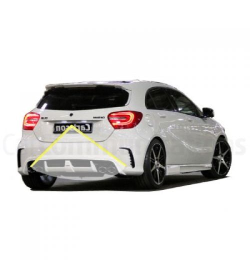 Mercedes A-Class 2015> (W176) With Comand NTG5 Rear Back-up Camera Kit