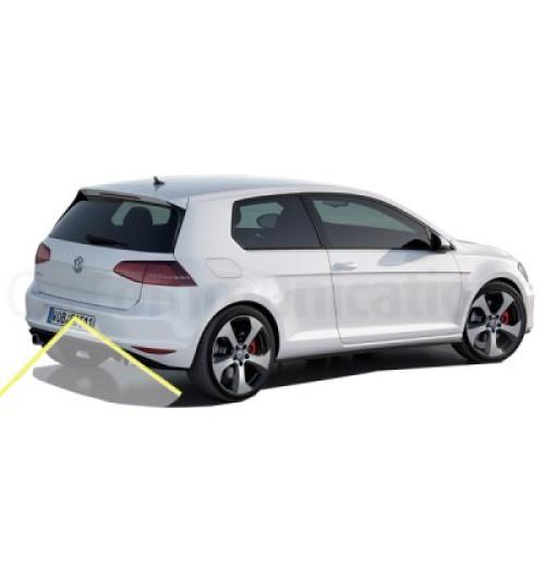 VW Golf MK 7 (VII) Emblem Rear Camera Kit - Genuine VW Kit