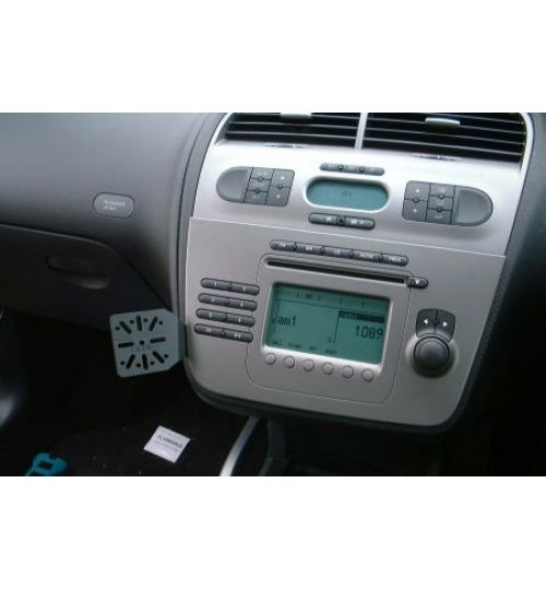 Dashmount 71076dd Upper Console Mounting Bracket Seat Altea With Double DIN radio Up to 2006