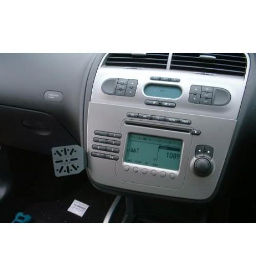 Dashmount 71076tdd Upper Console Mounting Bracket Seat Toledo Double DIN radio Up to 2005