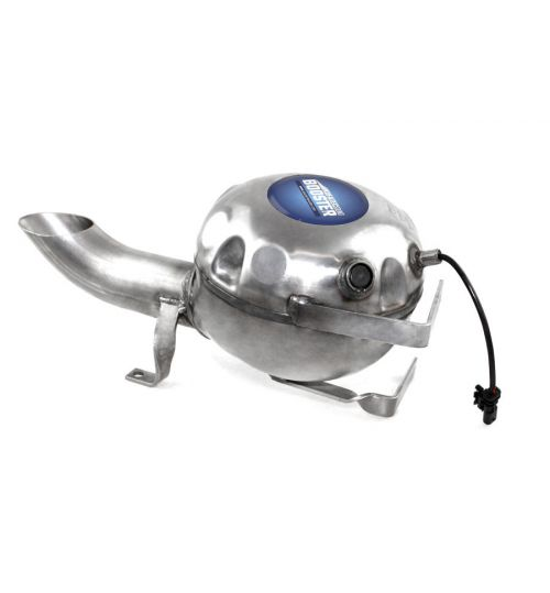 Complete kit Active Sound incl. Sound Booster for Mercedes SLK R172 - 40930