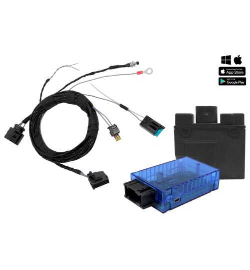 Complete kit Active Sound incl. Booster for Nissan Navara D40 - 42960