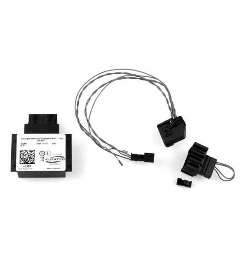 Sound Booster Pro Active Sound for Maserati Ghibli, Quattroporte, Levante Diesel - 40595