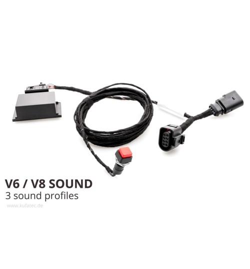 Sound Booster Pro Active Sound for VW Golf 7 VII GTD - 40626