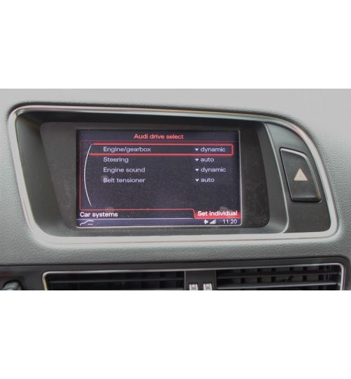 Active Sound Incl. Kufatec Sound Booster For Audi A4 8K, A5 8T, Q5 8R - 40230