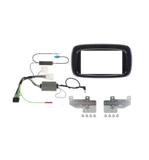 Alpine KIT-W997SMTW 7-inch Installation Kit for Smart Fortwo,  Forfour (453)