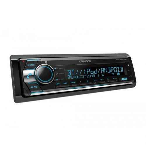 Kenwood KDC-X5200BT Car CD MP3 Stereo FLAC USB Tuner, Bluetooth iPhone Android