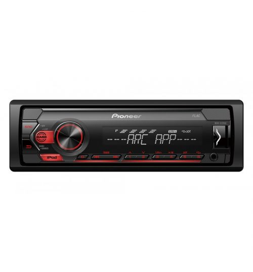 Pioneer MVH-S120UI Mechless Car Stereo iPod iPhone Android Spotify USB