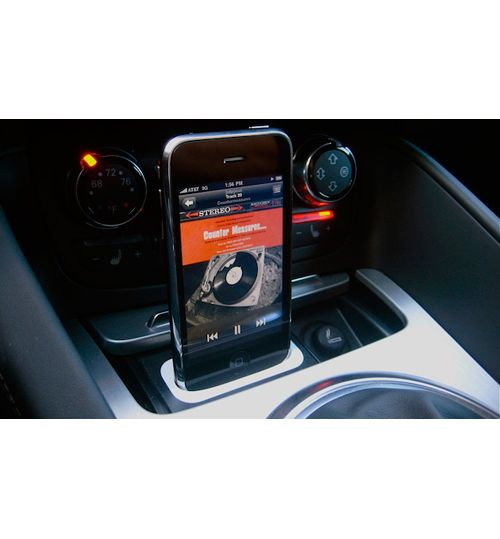 Audi TT (MK2) SPEC.DOCK iPOD/ iPHONE DOCK 2006+ AUDI8JV4I30P