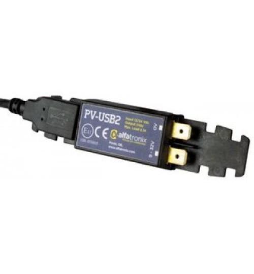 POWERVERTER 12/24-5V Single Output USB CHARGER - PV USB-2