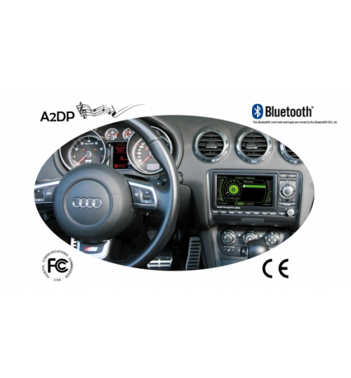 FISCON Handsfree OEM Bluetooth - Basic-Plus - Audi, Seat