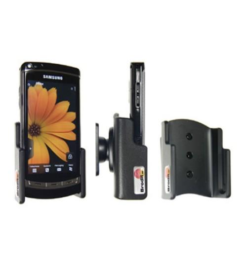 511020 Passive holder with tilt swivel for the Samsung Omnia HD