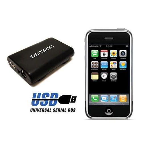 Dension Gateway 300 GW33BM1 - BMW iPod iPhone/USB Interface Adaptor