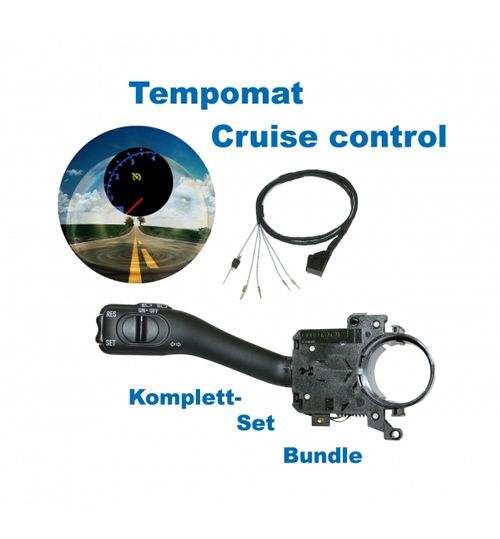 Cruise Control Retrofit SDI/TDI (Diesel) For Skoda Superb 3U