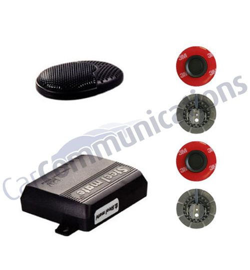 STEELMATE PTS400EX OE Rear Parking Sensors With Buzzer