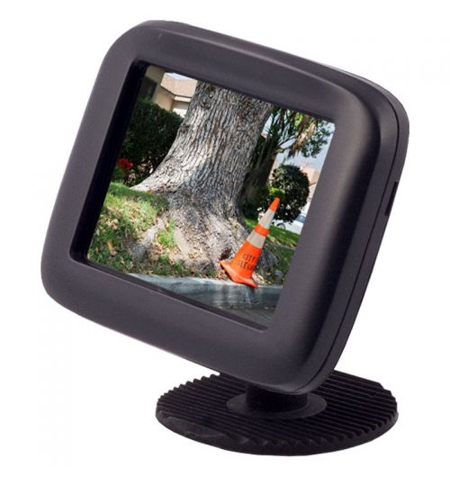 "3.5"" Monitor For Reverse Camera"