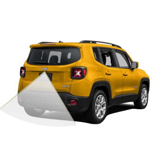 "Jeep Renegade Rear View Reversing Retrofit Camera Kit - 6.5"" Uconnect System"