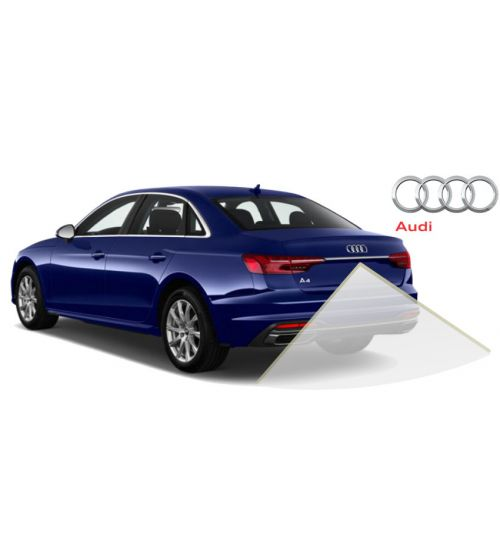 Audi A4 B9 Rear View Reversing Retrofit Camera Kit