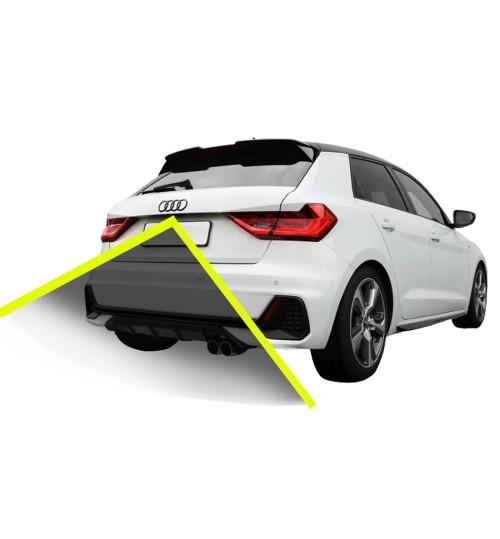 Audi A1 (GB) Rear View Camera Kit Moving Lines (Genuine Audi Kit)