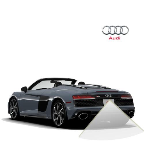 Audi R8 Genuine Rear View Reversing Camera Kit - Guidelines