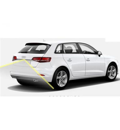 Audi A3 8V 2016+ Rear View Camera Kit Moving lines (Genuine Audi Kit)
