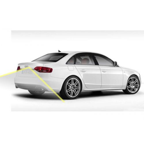 Audi A4 8W Genuine Rear View Reversing Camera Kit with Moving Guidelines