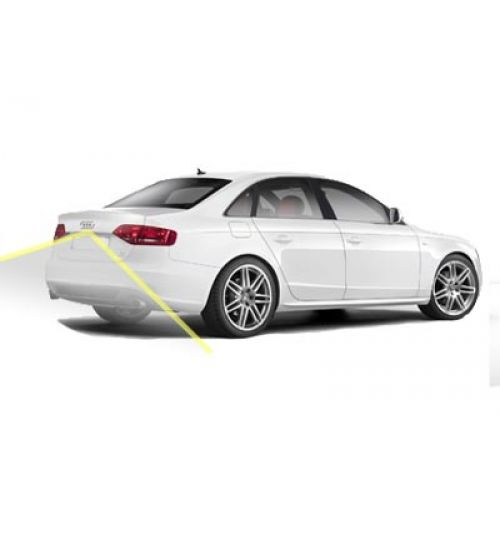 Audi A4 8K Reversing Camera Kit with Moving Guidelines
