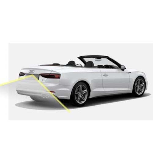 Audi A5 / S5 F5 Convertible 2017+ Rear Reversing  Camera KIT Moving Lines (Genuine Audi Kit)