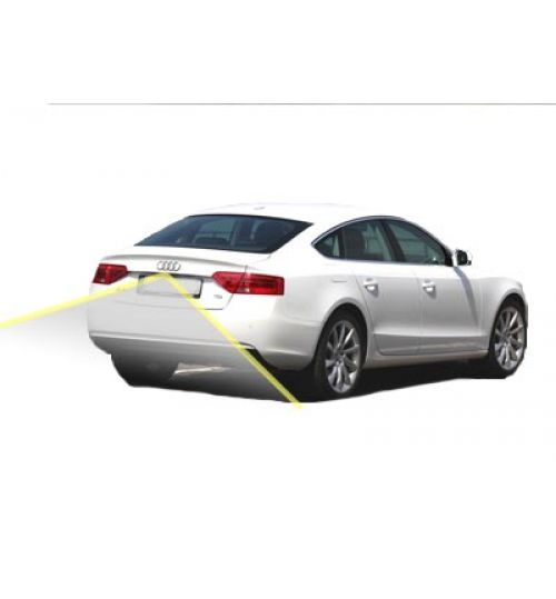 Audi A5 8T Reversing Camera Kit with Moving Guidelines