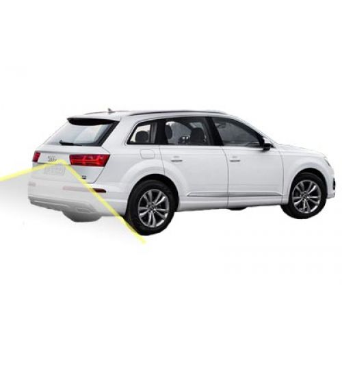 Audi Q7 4M Rear View Reversing Camera Kit with Moving Guidelines