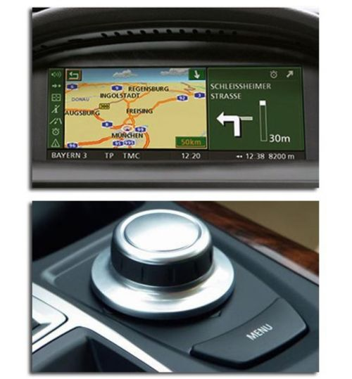 BMW Rear Camera Kit for CCC Navigation Systems