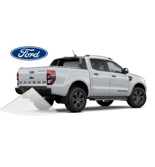 Ford Ranger Retrofit Reversing Rear View Camera Kit - SYNC 2.5