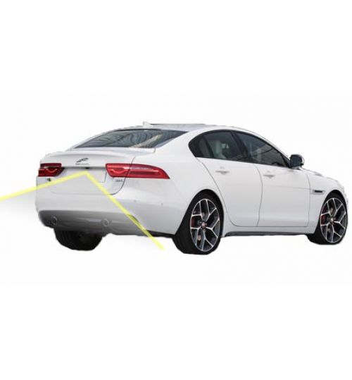 Jaguar XE 2015> Rear Camera Kit with Dynamic Guidelines