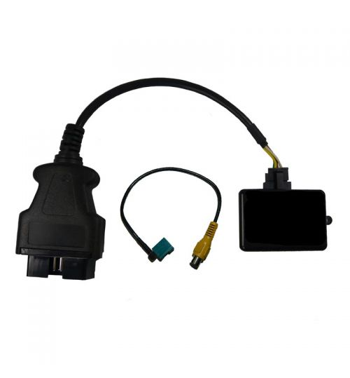 Camera Activator for Mercedes with Comand NTG 2.5
