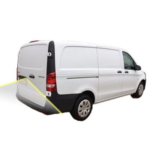 Mercedes Vito Reversing Rear View Camera Kit