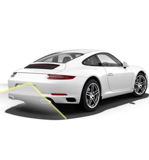 Porsche 911 Carrera with PCM4 System Reversing Camera Kit 2015+