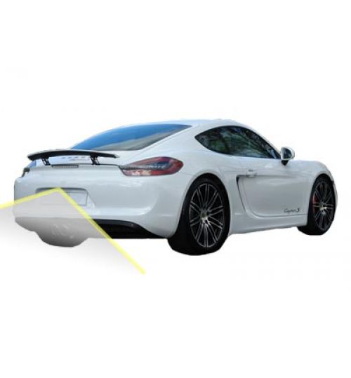 Porsche Cayman with PCM3.1 System Reversing Camera Kit